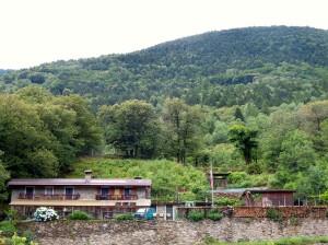 Agriturismo Volpe Golosa Valtellina - Casa panoramica